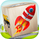 Cars Blocks game for kids by Abuzz