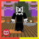 Skins for bendy and the ink machine for MCPE by BailaMod