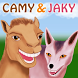 Camy and Jaky by ILMASOFT KIDS