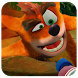 Super Bandicoot Crash Adventures 3 by woodfurniture lab