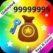 Unlimited Keys & Coins Prank by Yaoozee Apps