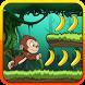 Funky Run - Banana monkey run - Super monkey jump by Finger Lab
