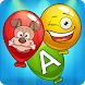 Balloon Pop ???? - educational game for Kids by Abuzz