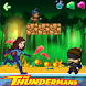 the thundermans adventure games by sam cress