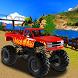 Bumpy Jeep Rally off Road by Saga Games Inc