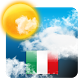 Weather for Italy by ID Mobile SA