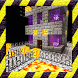 Find the Button Halloween. Map for MCPE by shaokingling