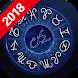 Scorpio Horoscope keyboard - Free daily 2018 by theme master