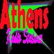 Athens Radio Stations by Tom Wilson Dev