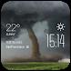 Tornado Weather weather widget by Widget Studio