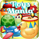 Toys Mania by Best free games free match 3 games top crush games