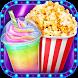 Crazy Movie Night Food Party - Make Popcorn & Soda by Kids Crazy Games Media