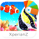 Tropical Fish for XperianZ™ by Rooty Pict