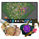 Simulator for clash of clans by whkim