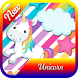 Kawaii Unicorn HD wallpapers cute background by Green Orchid