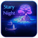 Stary Night Live Wallpaper by Live Wallpaper Workshop