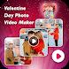 Valentine Video Maker : Love Slideshow Maker by Creative Tool Apps