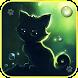Cartoon Cute Kitty Wallpaper by CM Launcher Live Wallpaper