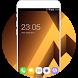 Theme for Galaxy A7(2017) HD by Amazed Theme designer