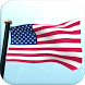 US Flag 3D Live Wallpaper by I Like My Country - Flag