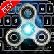 Top Fidget Spinner Keyboard by Infinite App