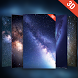 3D Galaxy Live Wallpaper for Free by Weather Widget Theme Dev Team