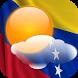 Venezuela Weather by Drjob Studio