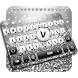 Black & Silver Keyboard by Keyboard Tema Designer