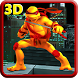 Warrior Ninja Shadow vs League of Superheroes 2018 by Future Action Games