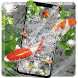 Therapeutic Lucky Koi Fish Satisfaction Theme by Mobile themes by Pixi