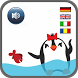 Reading app for kids Penguins by Apps Ceteras