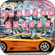 Graffiti Freestyle Keyboard theme Super Car by NeoStorm We Heart it Studio