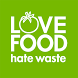 Love Food Hate Waste by WRAP