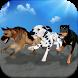 Real Dog Racing by Zaqs