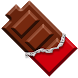 Battery Widget Chocolate by peso.apps.pub.arts