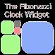 Fibonacci Clock Widget