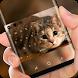 Kawaii Kitty Keyboard Cute Cat Face by Gummi Sour Hearts Studio
