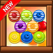 Candy Fruit Bubble Shooter by thaleia samantha