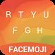 Gradient Emoji Keyboard Theme by Free Keyboard Themes PRO