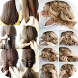 Best Long Hairstyle Tutorials by Easy Style Design App
