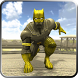 Flying Panther Superhero by Future Action Games