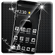 Black Launcher by Mobile themes by Pixi
