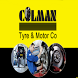 Colman Tyre & Motor Co by BWAR!