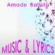 Amado Batista Lyrics Music by DulMediaDev