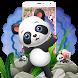 ????????????Cute Baby Panda Theme by Cute Theme Art Studio