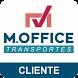 M.OFFICE Transportes - Cliente by Mapp Sistemas Ltda