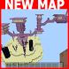 TNT Wars MCPE map by Devii