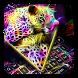 Hologram Leopard Keyboard by Enjoy the free theme