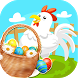 Catch Eggs - Free Game by Atmiya Studios
