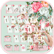 Roses Keyboard theme by LoveFirst Themes Center